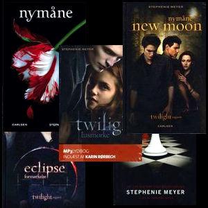 twilight bøger