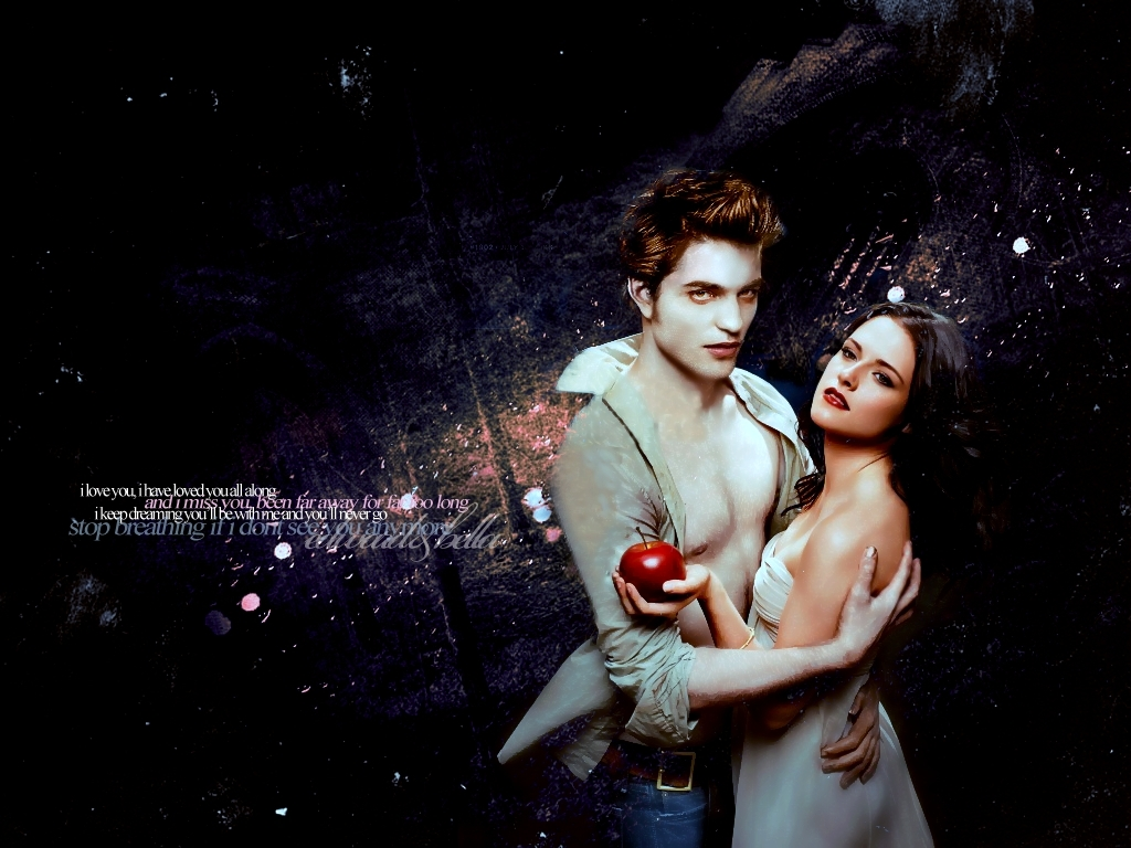Gratis Twilight Wallpaper Tapet Til Din Computer