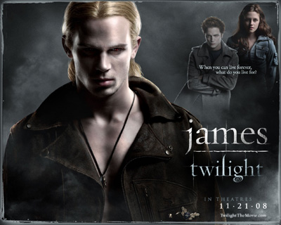 Twilight James
