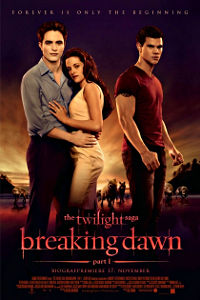 Twilight - Breaking Dawn - Del 1 (DVD)